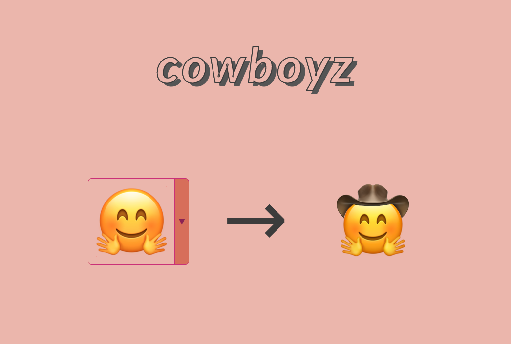 Screenshot of cowboyz
